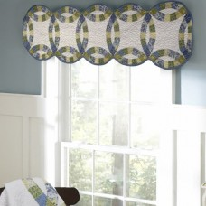 Arcadia Wedding Ring Valance