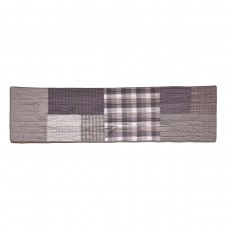 Smoky Square Table Runner