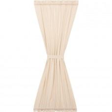 Simple Life Flax Natural Door Panel