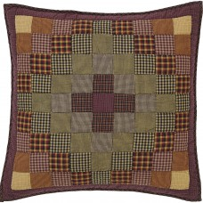 Heritage Farms Quilted Euro Sham
