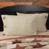 Abilene Star Pillow Case Set