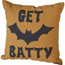 Get Batty Pillow