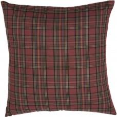 Tartan Red Plaid Pillow