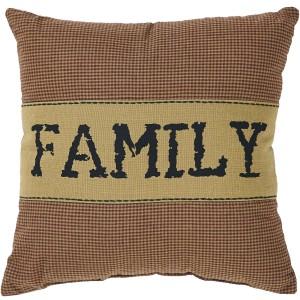 Heritage Farms Family Pillow