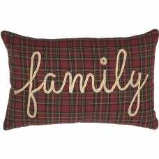 Tea Star Family Pillow