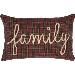 Tea Star Family Pillow