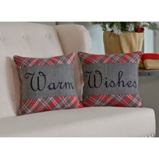 Anderson Warm Wishes Pillow