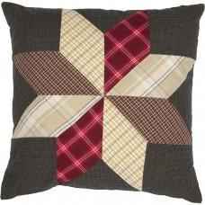 Liberty Stars Patchwork Pillow