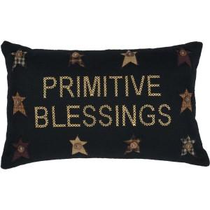 Primitive Blessings Pillow