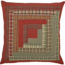 Gatlinburg Patchwork Pillow