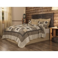 Appalachian Star 3 Piece Queen Quilt Set