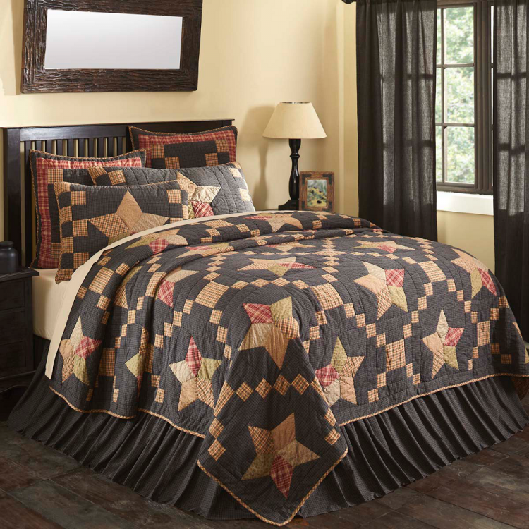 Arlington Quilt By Vhc Brands