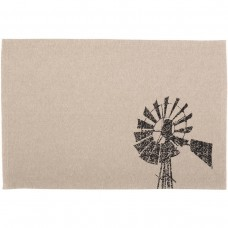 Sawyer Mill Windmill Placemat Set