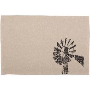 Sawyer Mill Windmill Placemat Set