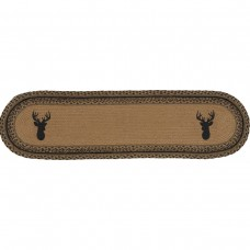 Trophy Mount Jute Table Runner