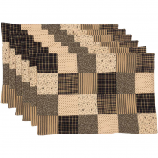 Kettle Grove Patchwork Placemat Set