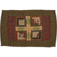 Tea Cabin Quilted Placemat Set
