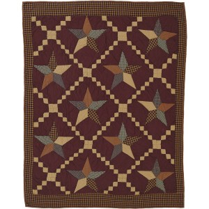 Folkways Star Throw
