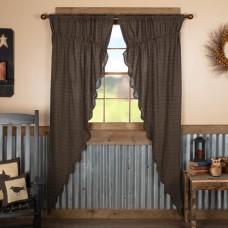 Kettle Grove Long Prairie Curtain Set