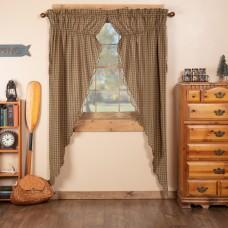 Cedar Ridge Long Prairie Curtain Set