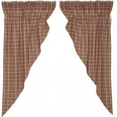 Crosswoods Prairie Curtain Set