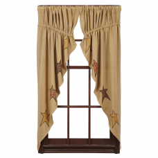 Stratton Prairie Curtain Set