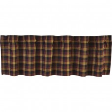 Primitive Check Valance 72""