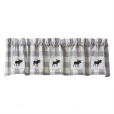 Wicklow Moose Patch Valance