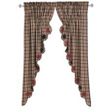 Carson Star Prairie Curtain Set