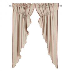 Charlotte Rouge Prairie Curtain Set
