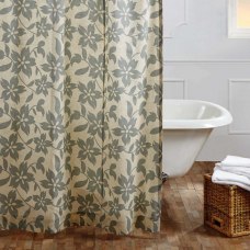 Briar Sage Shower Curtain