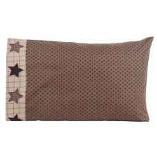 Bingham Star Pillow Case Set
