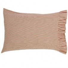 Breckenridge Ruffled Pillow Case Set