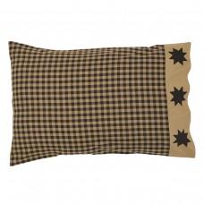 Dakota Star Pillow Case