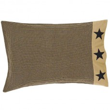 Delaware Star Pillow Case
