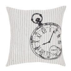 Ashmont Clock Pillow