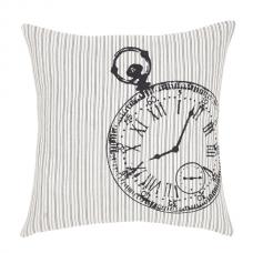 Ashmont Clock Pillow