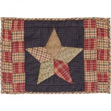 Arlington Quilted Patchwork Star Placemat