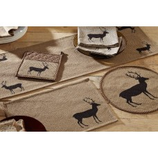 Barrington Burlap Placemat