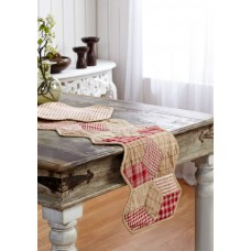 Breckenridge Quilted Table Runner