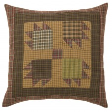 Canavar Ridge Quilted Pillow