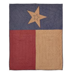 Cheyenne Texas Flag Throw