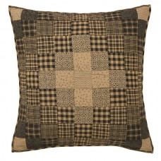 Coal Creek Quilted Euro Sham