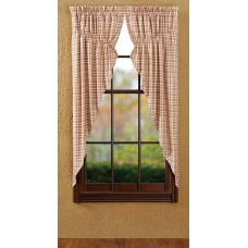 Tacoma Prairie Curtain Set