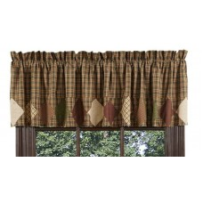 Barrington Block Border Valance