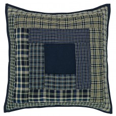 Columbus Quilted Pillow