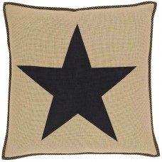 Delaware Star Fabric Euro Sham Pillow