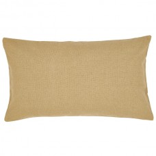 Burlap Natural Luxury Sham