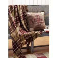 Everson Woven Acrylic Throw